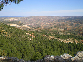 gavilan-calderon-cerro-cavero-javalambre-minas